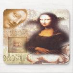 mousepad de Leonardo da Vinci Tapetes De Ratones