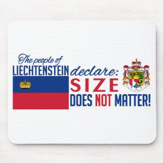 Mousepad de Liechtenstein