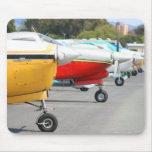 Mousepad de los aeroplanos tapete de ratón