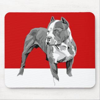 Mousepad de los grises de Pitbull
