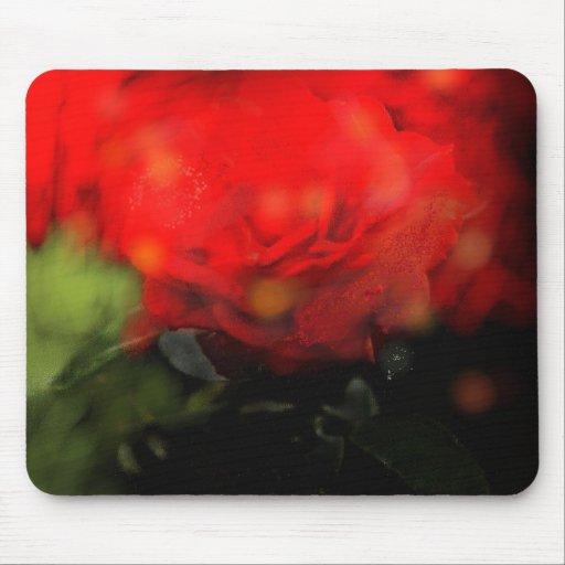 """""""Mousepad de los rosas del papá Mouse Pads"""