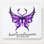 Mousepad de LotU en púrpura Alfombrilla De Ratón