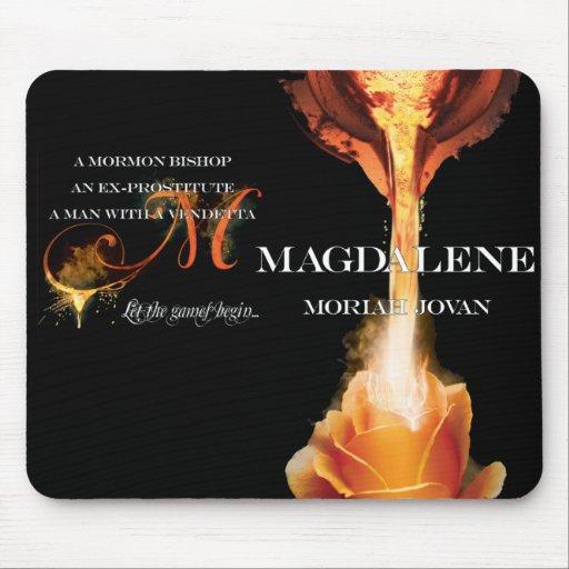 Mousepad de Magdalena Tapetes De Ratón