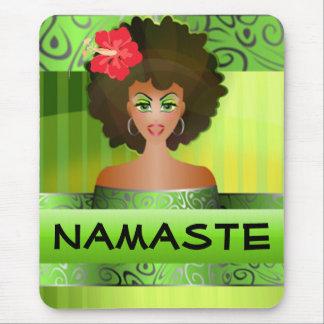 Mousepad de Namaste Alfombrilla De Raton