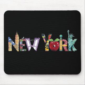 Mousepad de Nueva York