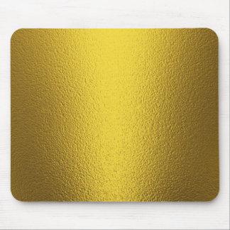Mousepad de oro