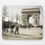 Mousepad de París del arco de Triumph Alfombrillas De Ratones