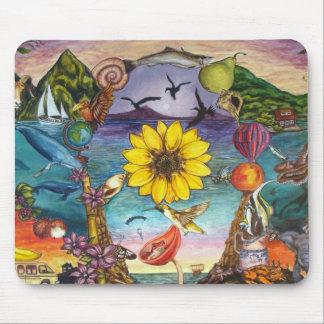 Mousepad de pintura original