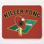 Mousepad de Pong del asesino Tapete De Ratón