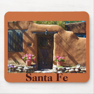 Mousepad de Santa Fe Tapete De Ratones