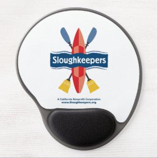 Mousepad de Sloughkeepers Alfombrillas De Raton Con Gel