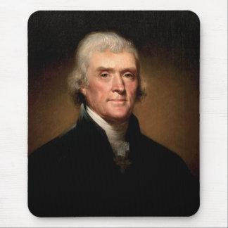 Mousepad de Thomas Jefferson