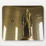 Mousepad de Thomas Jefferson Tapetes De Raton