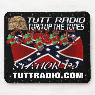 Mousepad de Tutt Dixie de radio