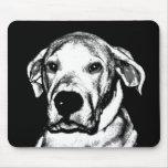 Mousepad del argentino de Dogo Tapetes De Ratones