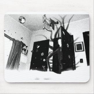 Mousepad del armario de Slenderman Alfombrilla De Ratones
