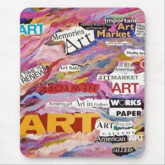 Mousepad del arte
