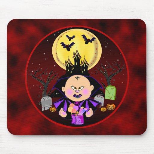 Mousepad del bebé de Drácula Alfombrilla De Ratón