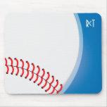 Mousepad del béisbol alfombrillas de ratón
