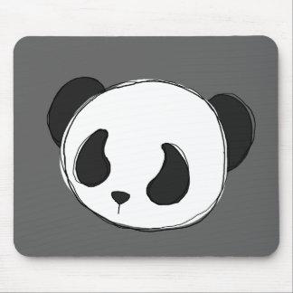 mousepad del bosquejo de la panda