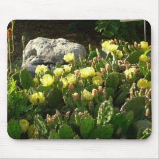 Mousepad del cactus del higo chumbo