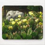 Mousepad del cactus del higo chumbo tapete de ratones