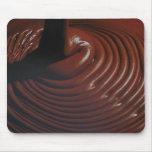 mousepad del chocolate del choco alfombrilla de raton