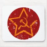 Mousepad del comunismo tapete de raton