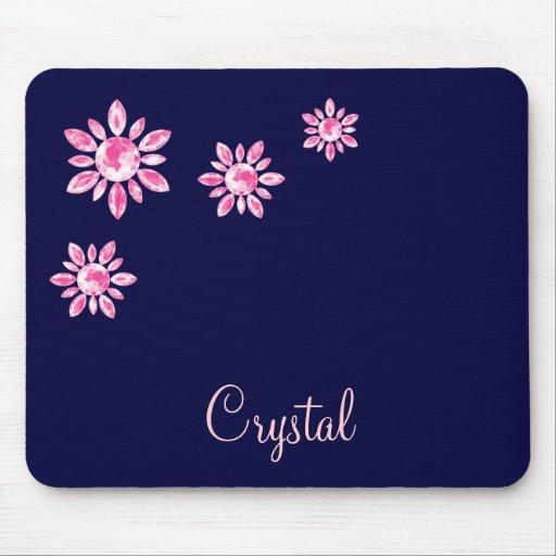 Mousepad del cristal