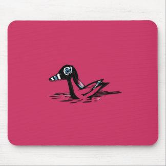 mousepad del duckie
