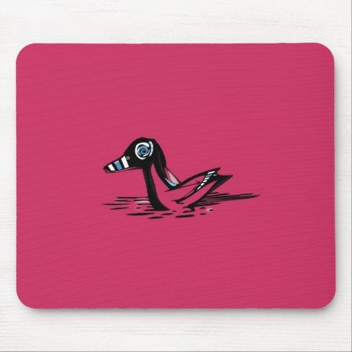 mousepad del duckie alfombrillas de ratones
