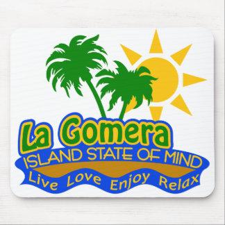 Mousepad del estado de ánimo de Gomera del La Tapete De Raton