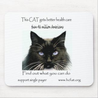 Mousepad del gato
