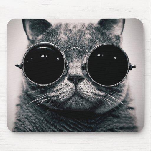 Mousepad del gato tapete de raton