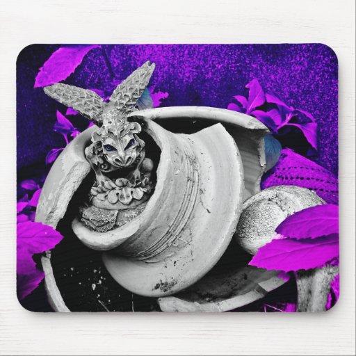 Mousepad del hatchling del Gargoyle