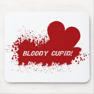 Mousepad del humor de la tarjeta del día de San Va