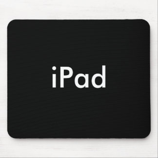 mousepad del iPad- Tapete De Raton