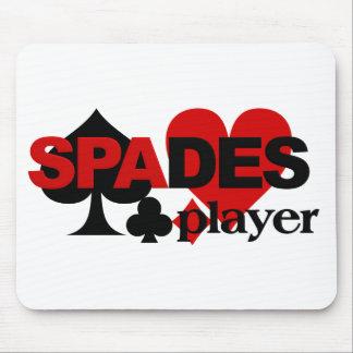 Mousepad del jugador de las espadas