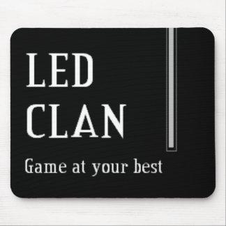 Mousepad del LED Tapetes De Ratón