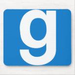 Mousepad del logotipo de la MOD de Garrys Tapete De Ratones