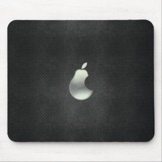 mousepad del logotipo de la pera tapetes de ratones