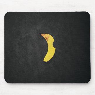 mousepad del logotipo del plátano alfombrilla de ratón