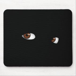 Mousepad del mal de ojo alfombrillas de raton