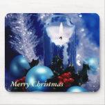 Mousepad del navidad alfombrillas de raton