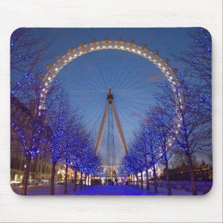 Mousepad del ojo de Londres