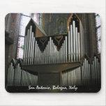 Mousepad del órgano de Bolonia Alfombrilla De Raton