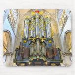Mousepad del órgano de Breda Grote Kerk Alfombrillas De Raton