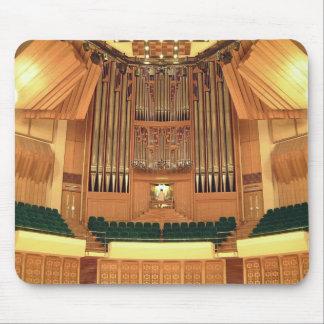 Mousepad del órgano de Hong Kong Rieger