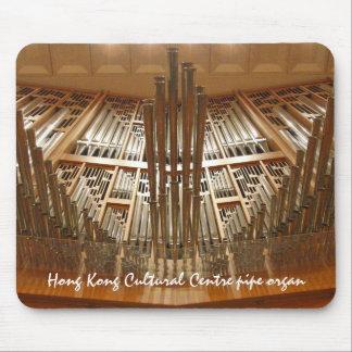 Mousepad del órgano de Hong Kong Tapete De Ratón