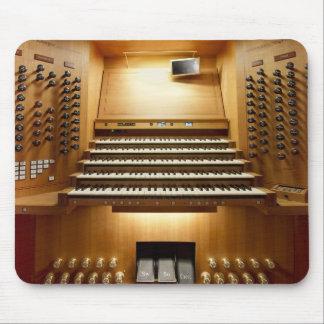 Mousepad del órgano de Shangai